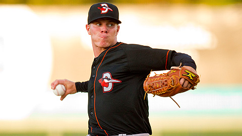 Dylan Bundy has 12 strikeouts over six innings in his career.